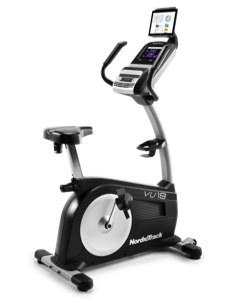 NordicTrackCA VU 19 Upright Stationary Bike Series