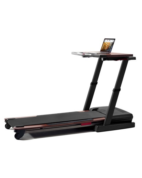 NordicTrackCA Treadmill Desk Platinum Treadmill Desks