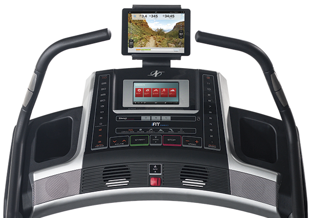 The feature-packed X9i Console
